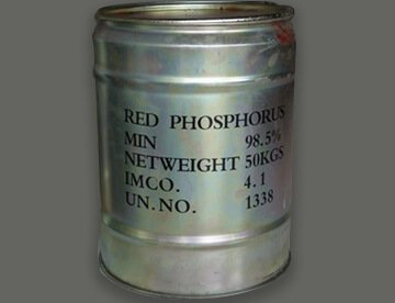 Phosphorus red